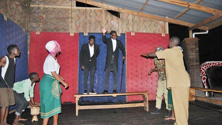 Kamuzu gets praise in new play