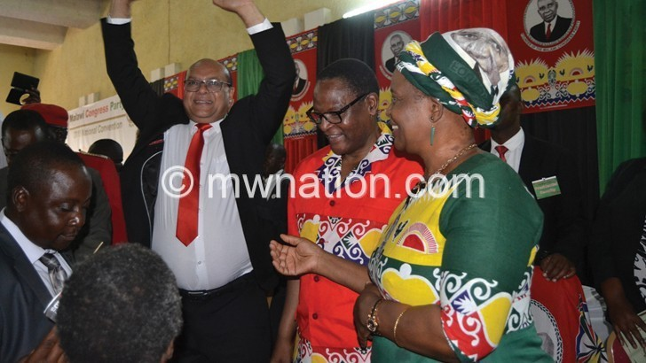 MCP Convention | The Nation Online