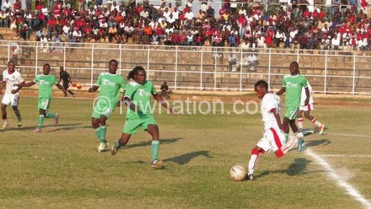 Wrangle over Mponela  United ownership