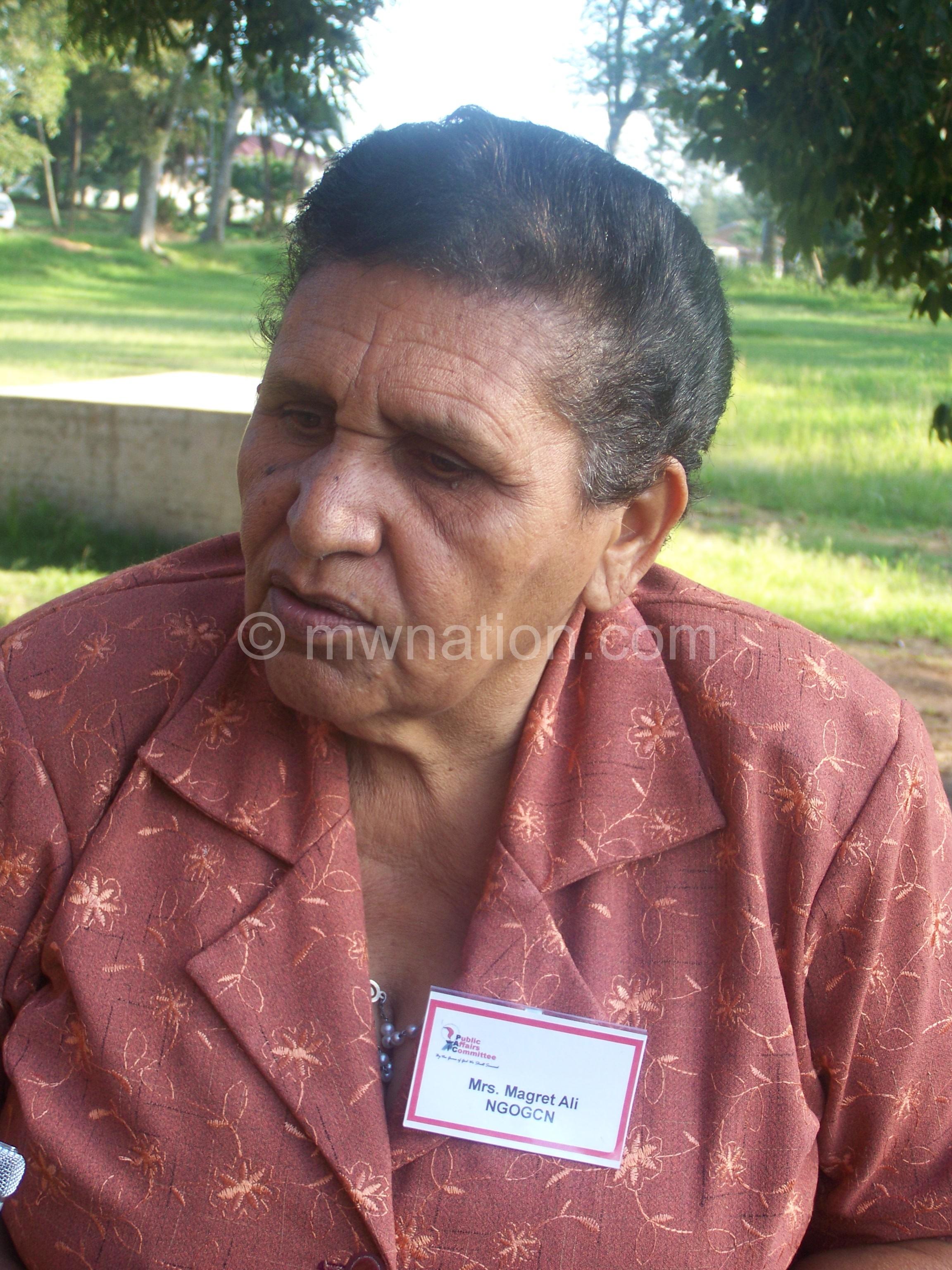Magret Ali   The Nation Online