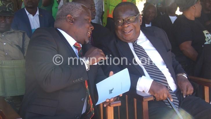 Msowoya and Gondwe | The Nation Online