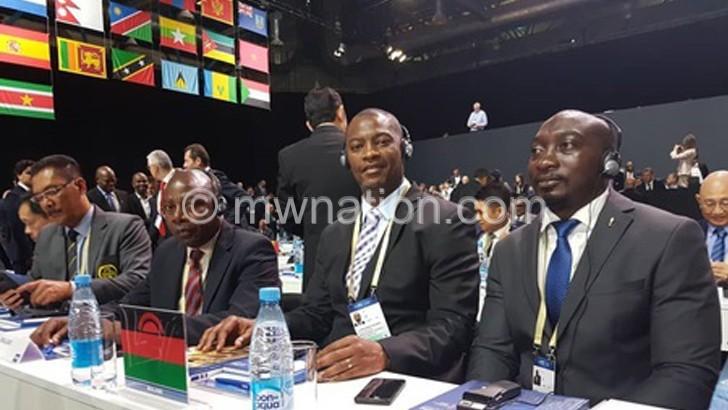 Nyamilandu defends Morocco bid vote