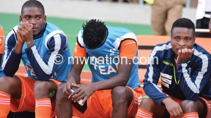Nomads bench | The Nation Online