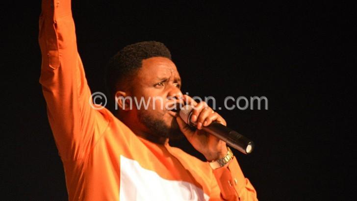 Jimmy D Psalmist to rock Malawi again