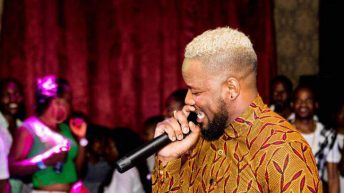 Tay Grin takes his free shows to Blantyre