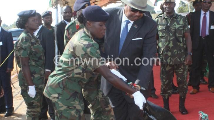 APM says good roads key to development