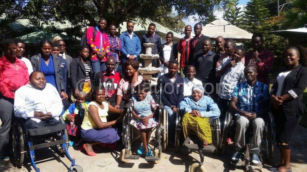 Youth with disabilities fight for active citizenship | The Nation Online