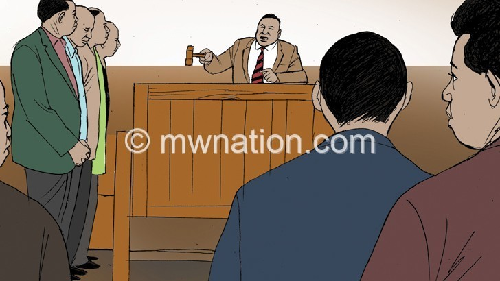 regional illustration arrest | The Nation Online