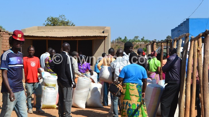rice distribution | The Nation Online