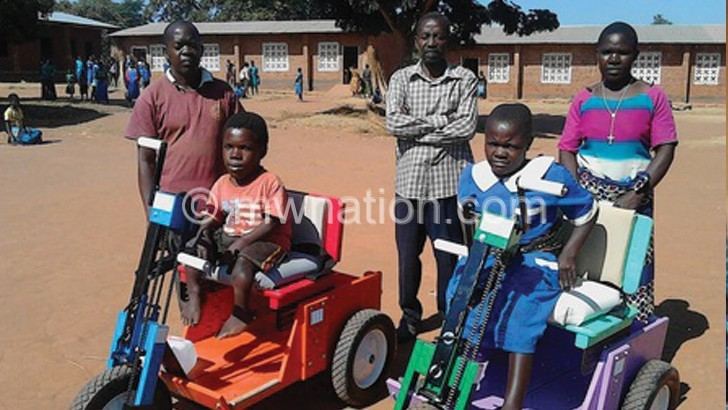 Project supports learners with disabilities in Mchinji