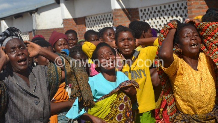 zomba accident | The Nation Online