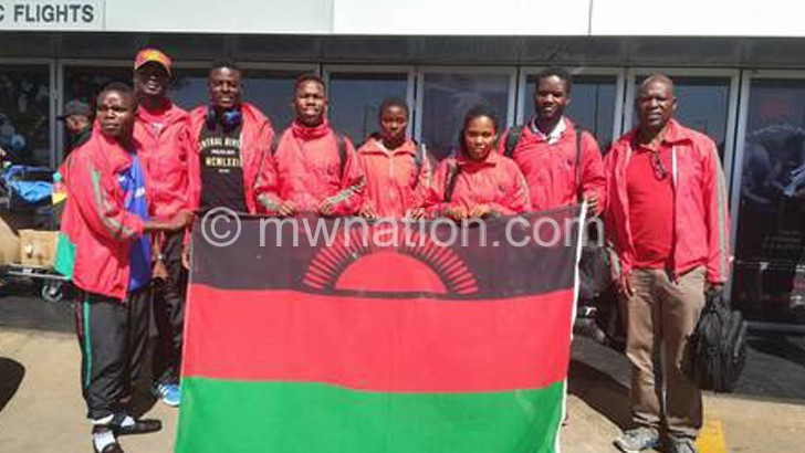 Malawi rowers struggle at African Youth Games