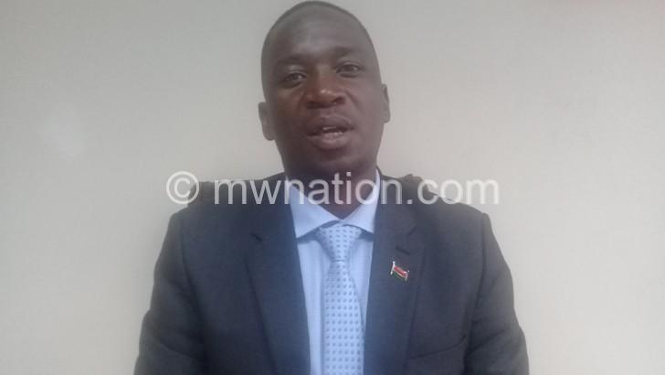 CEO Muchanakwaye Mpulula. | The Nation Online