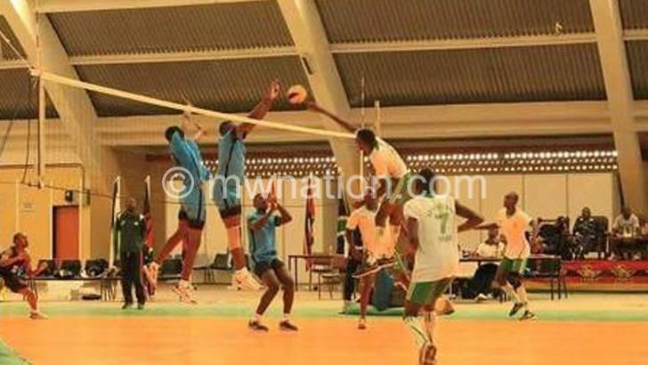 Volleyball teams boycott Kamuzu Barracks fixtures