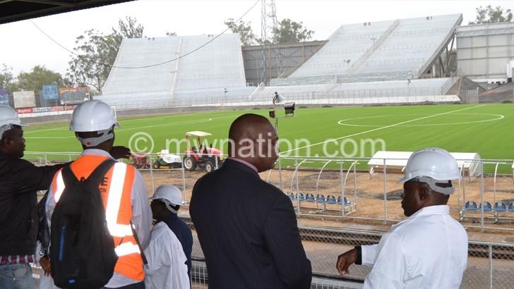 Kamuzu Stadium gets fresh deadline