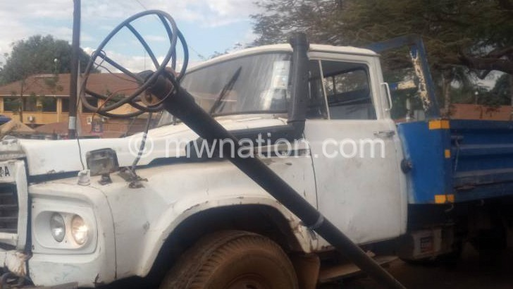 Lilongwe accident | The Nation Online