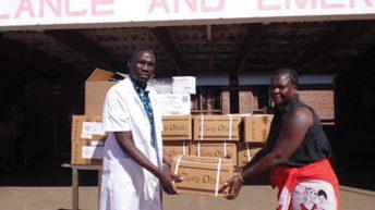 Red Cross aids Salima cholera fight