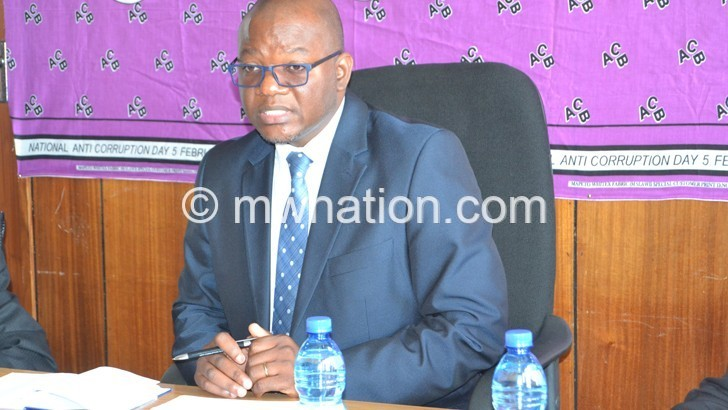 No time frame for  Police probe—ACB