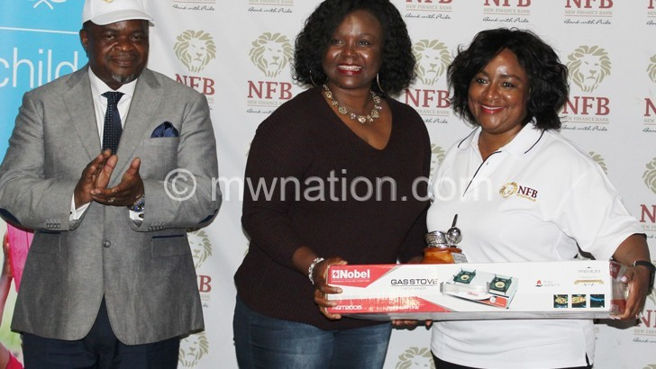 Kaulanga, Mbilizi shine in NFB, Unicef Golf