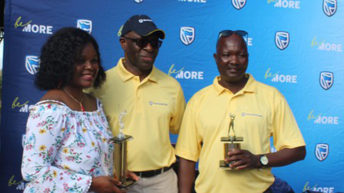 Kaingwe, Mbilizi win Standard Bank Be More Golf