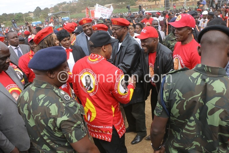 VP security | The Nation Online