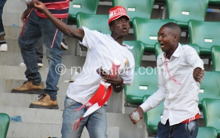 Violance at Bingu bullets | The Nation Online