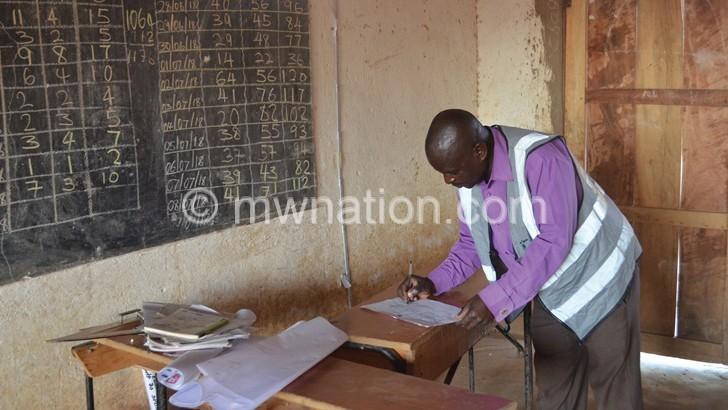Voter registration 2 | The Nation Online