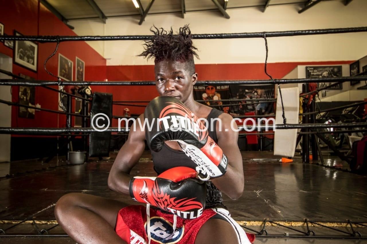 Ellen Simwaka Wbf Women S Champion The Nation Online