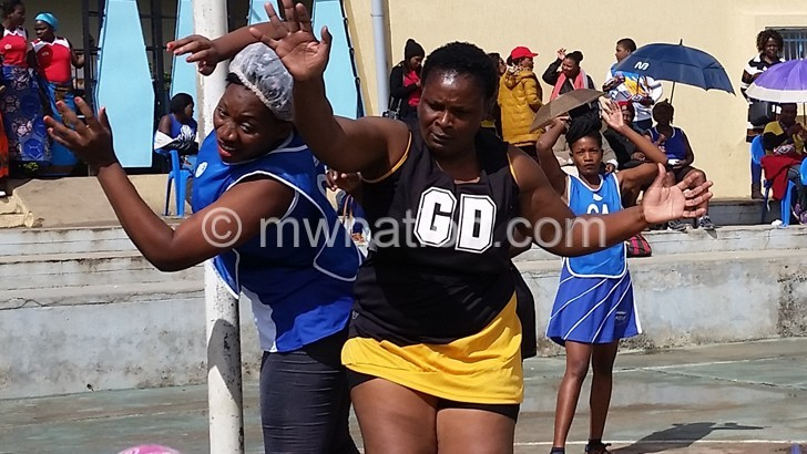 festival netball action | The Nation Online