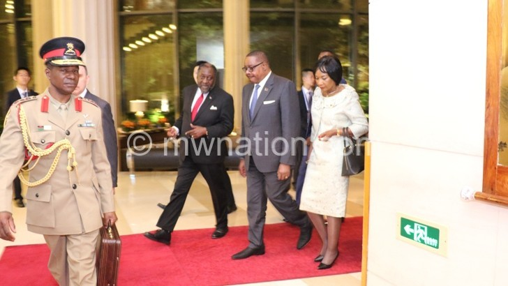 Government elusive on UNGA trip