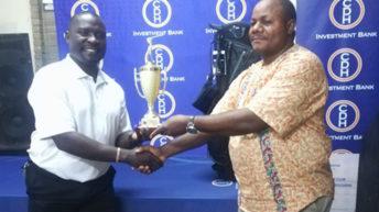 Katunga clinches CDH Investment Bank golf