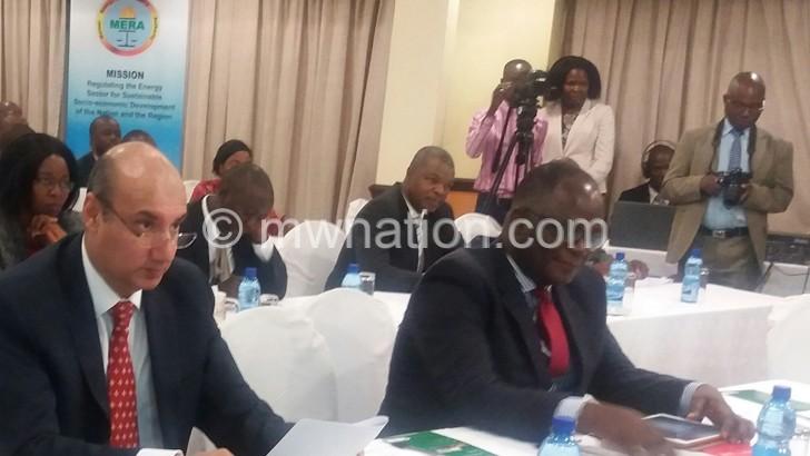 Chancellor Kaferapanjira | The Nation Online