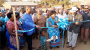 Blantyre Council switches on Lunzu street lights