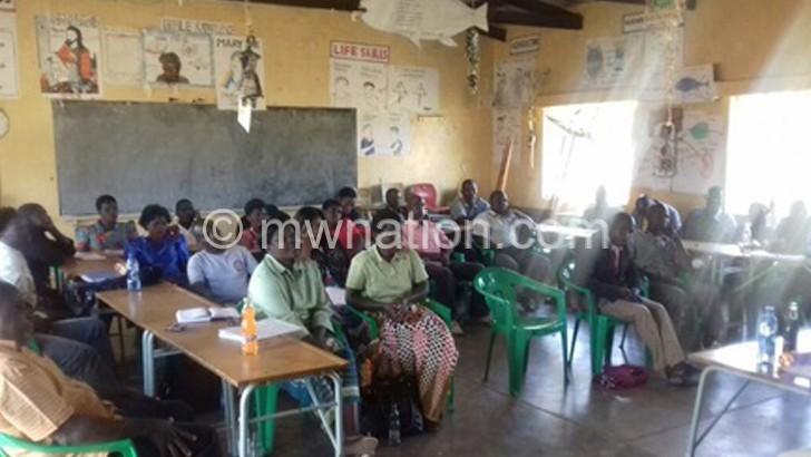 Citizen Participation Forum in progress | The Nation Online