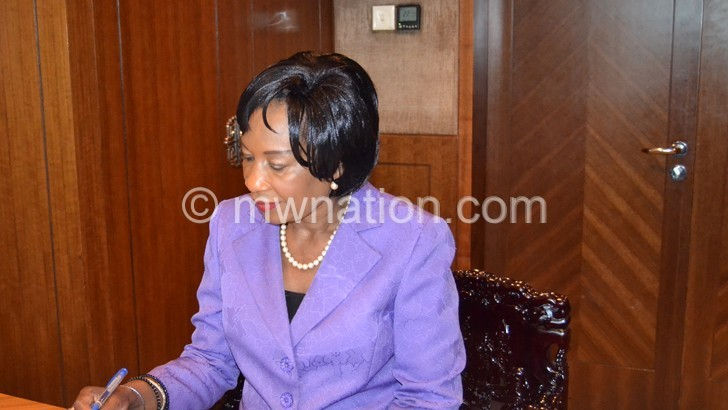 First lady | The Nation Online
