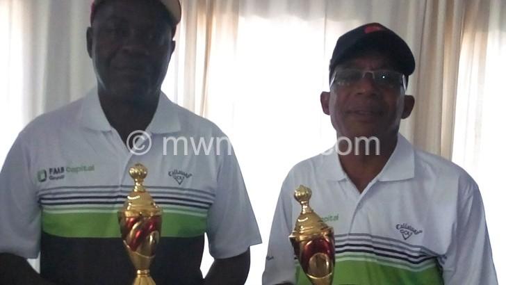 Sharrif, Phambana win Mulanje Mission golf