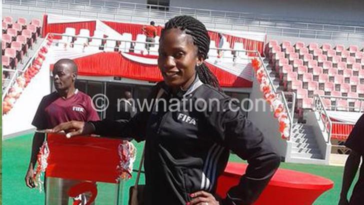 Kwimbira gets World Cup 3rd place match