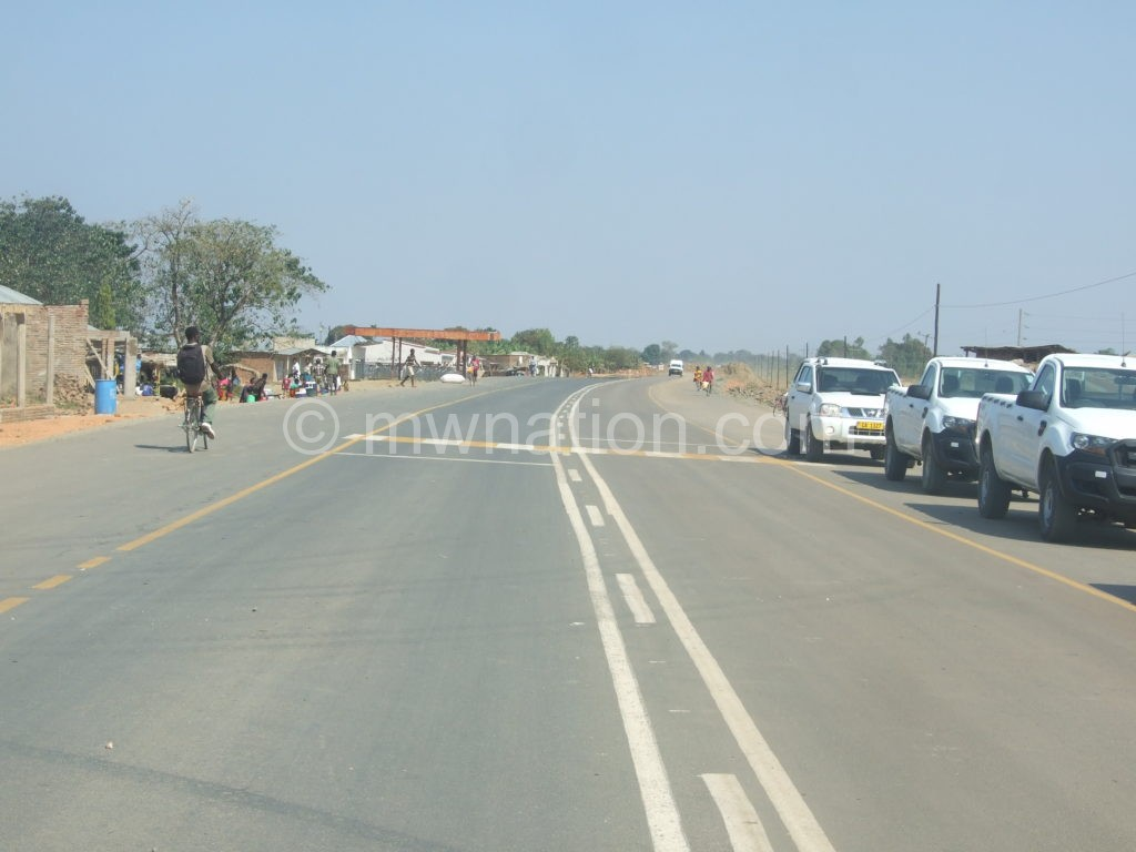 Karonga Songwe road | The Nation Online