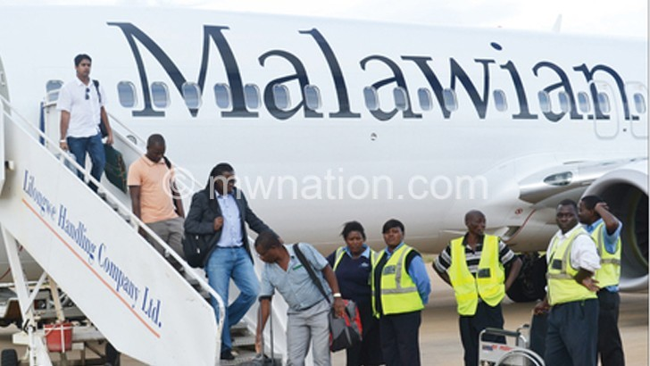 MALAWI AIRLINES | The Nation Online