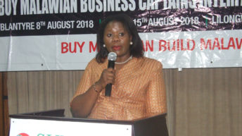 MCCCI faults govt, pvt sector on Buy Malawi Strategy