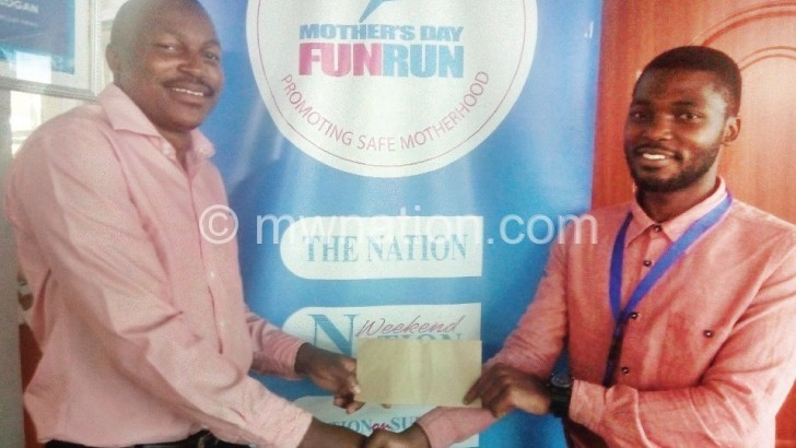 CoM student forgoes 10 meals for Ntchisi mothers