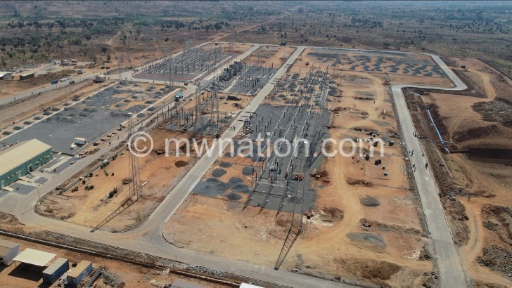 Nkhoma substation | The Nation Online