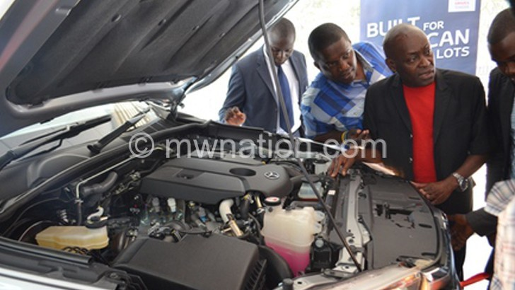 TOYOTA MALAWI | The Nation Online
