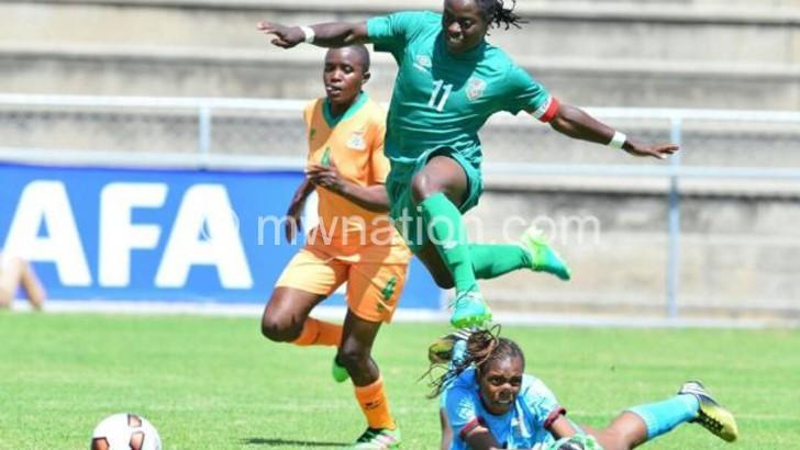 Chombo tipped for women team's coaching job