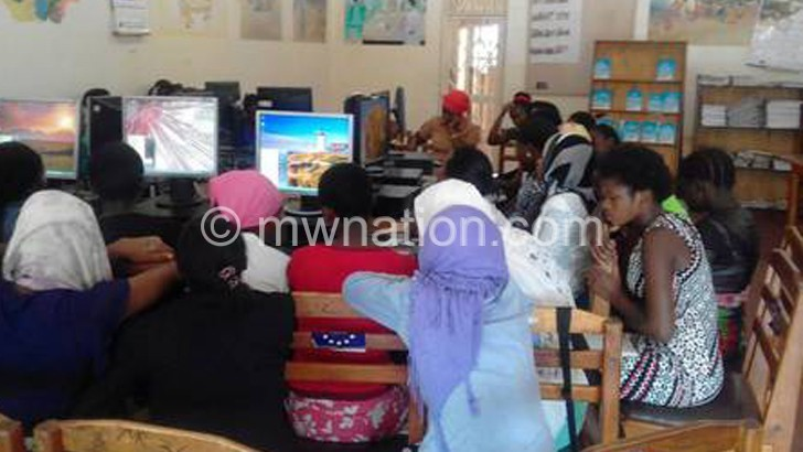 The trainees pictured during the training | The Nation Online