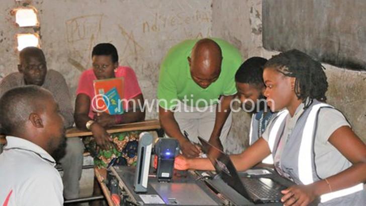 VOTER REGISTRATION 1 | The Nation Online