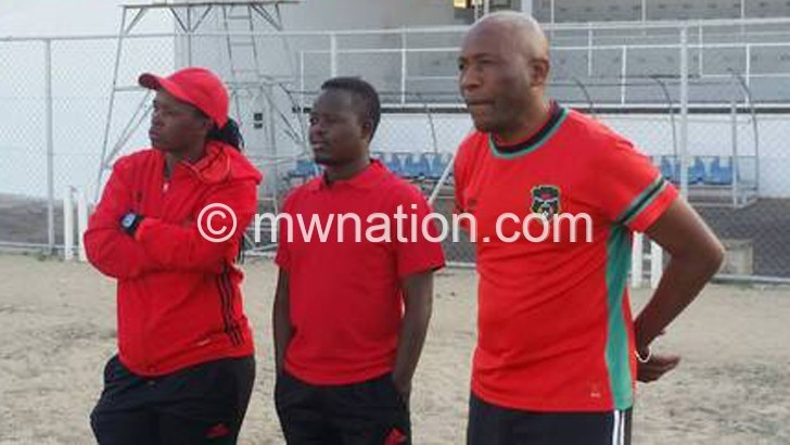 New women's team  coach wary of time