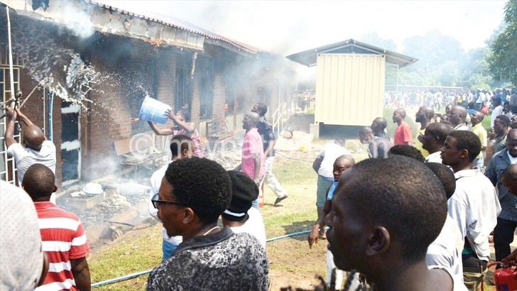 Fire: Malawi's children's game?