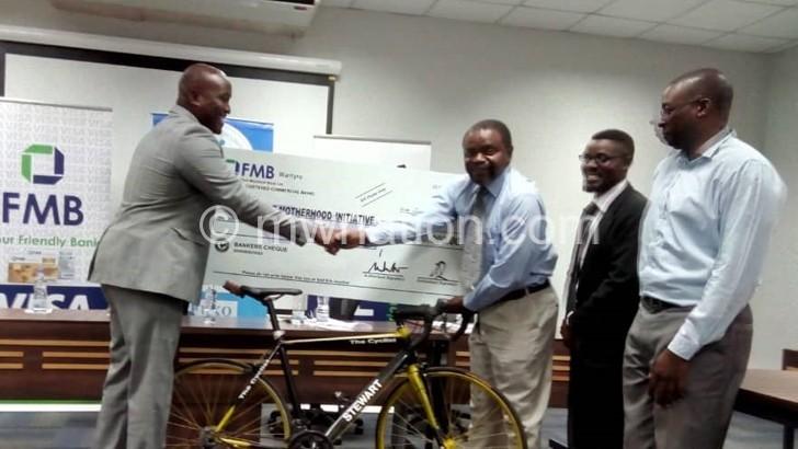 FMB commits K2m towards charity ride