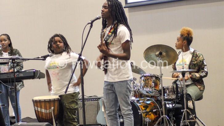 kid mkanda | The Nation Online